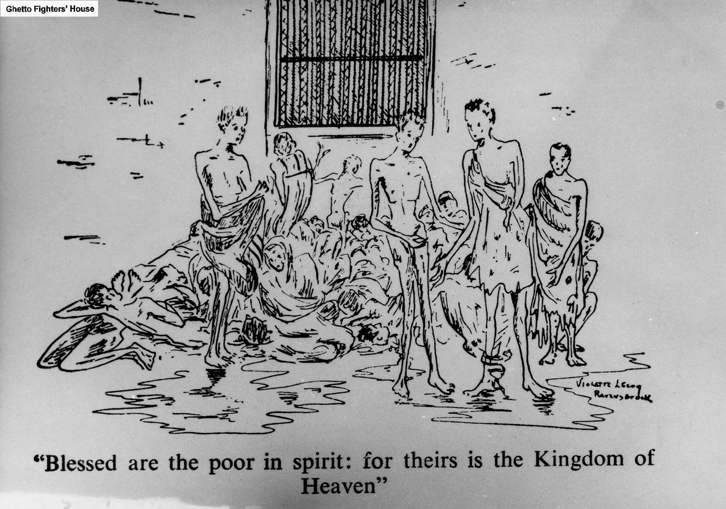 Blessed Are The Poor In Spirit For Theirs Is The Kingdom Of Heaven 18319 jpg